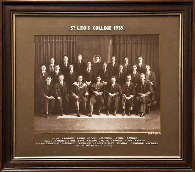 St_Leos_College_1933