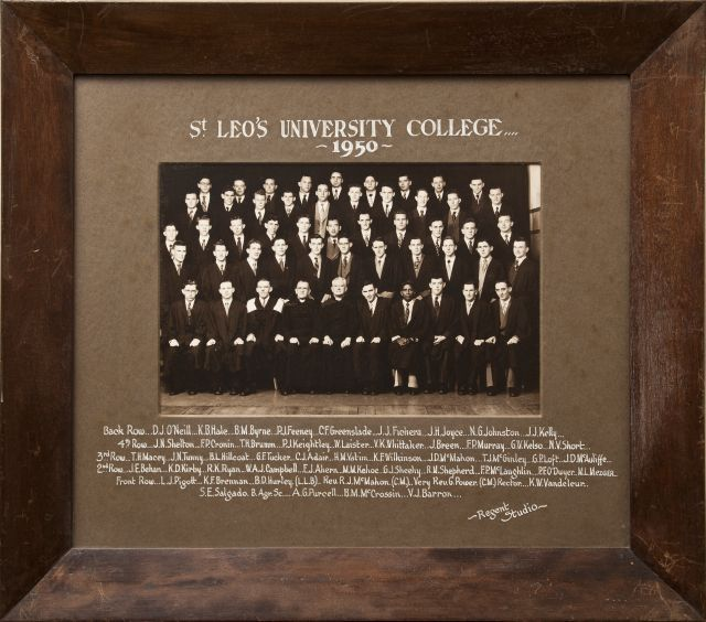 St_Leos_College_1950