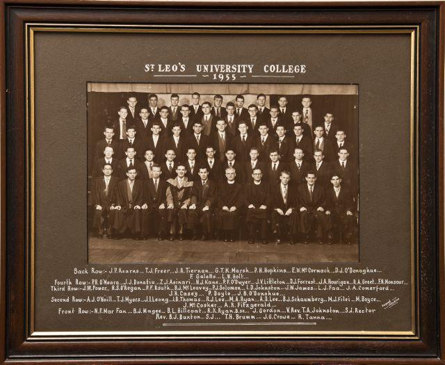St_Leos_College_1955
