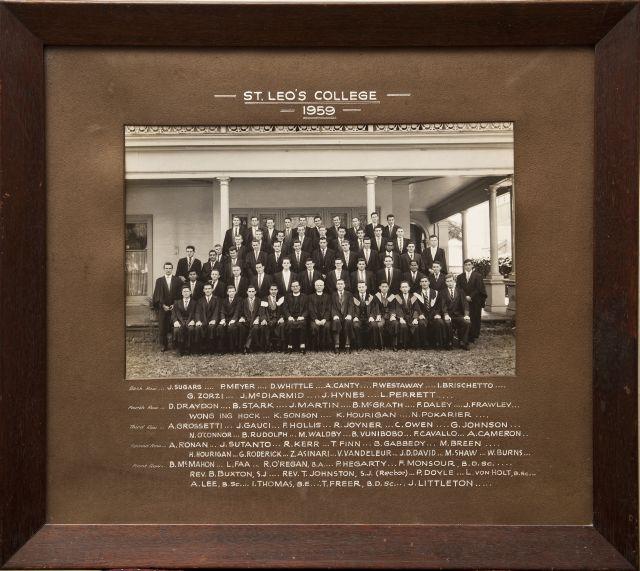 St_Leos_College_1959