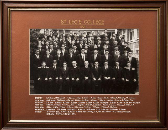 St_Leos_College_1964