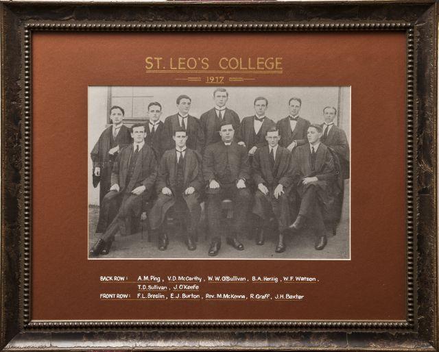 st leos college 1917