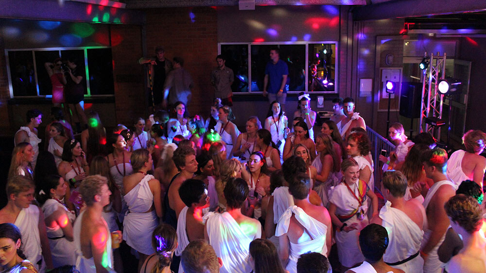 St Leo's O Week - Toga Party