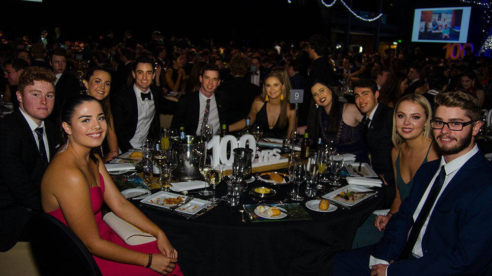 St Leo's Events - Formal