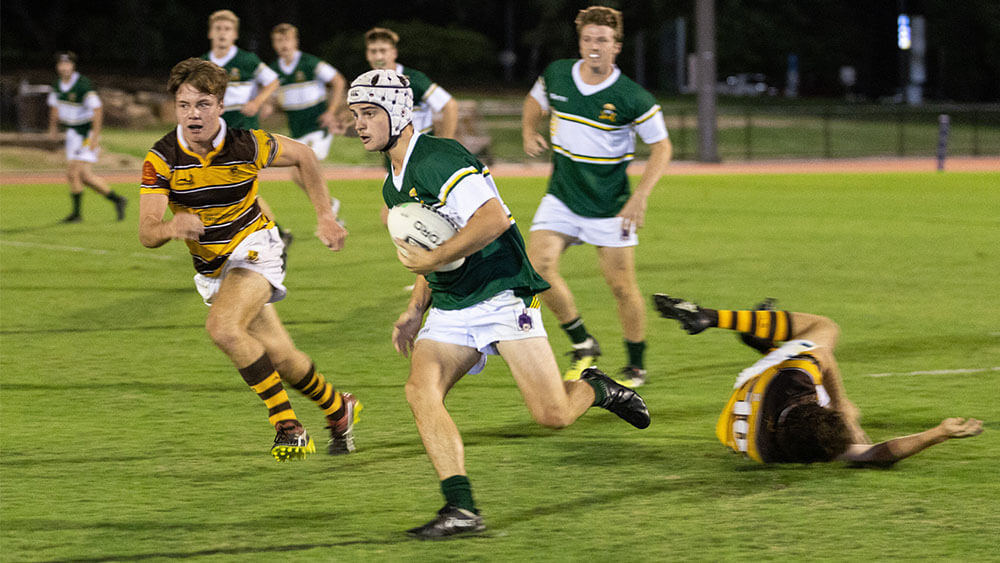 St Leo's Events - Rugby