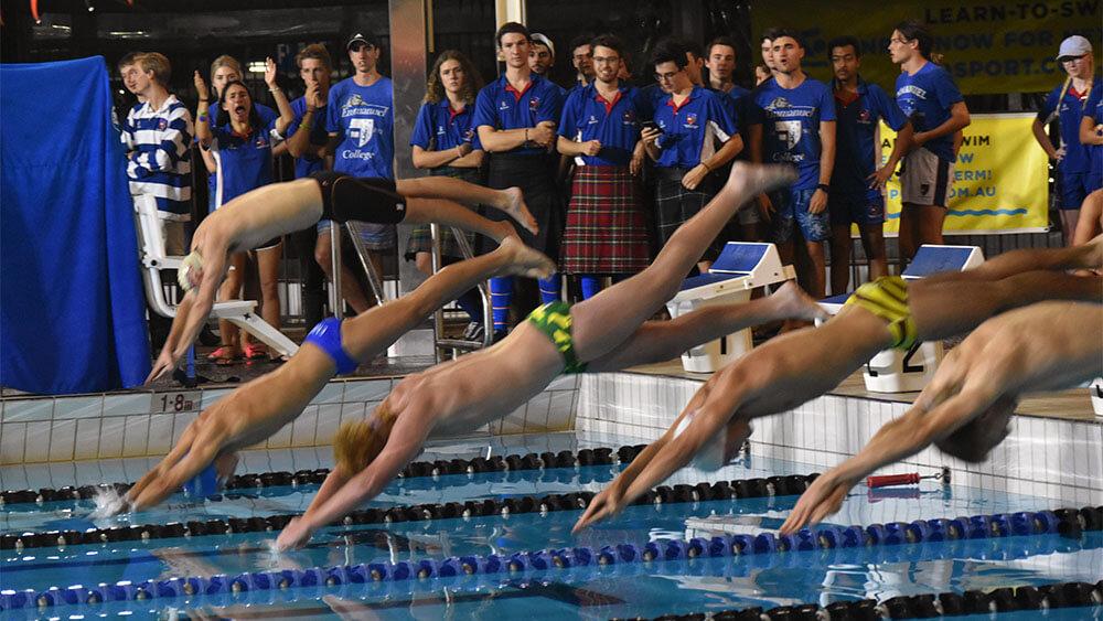 St Leo's Events - Swimming