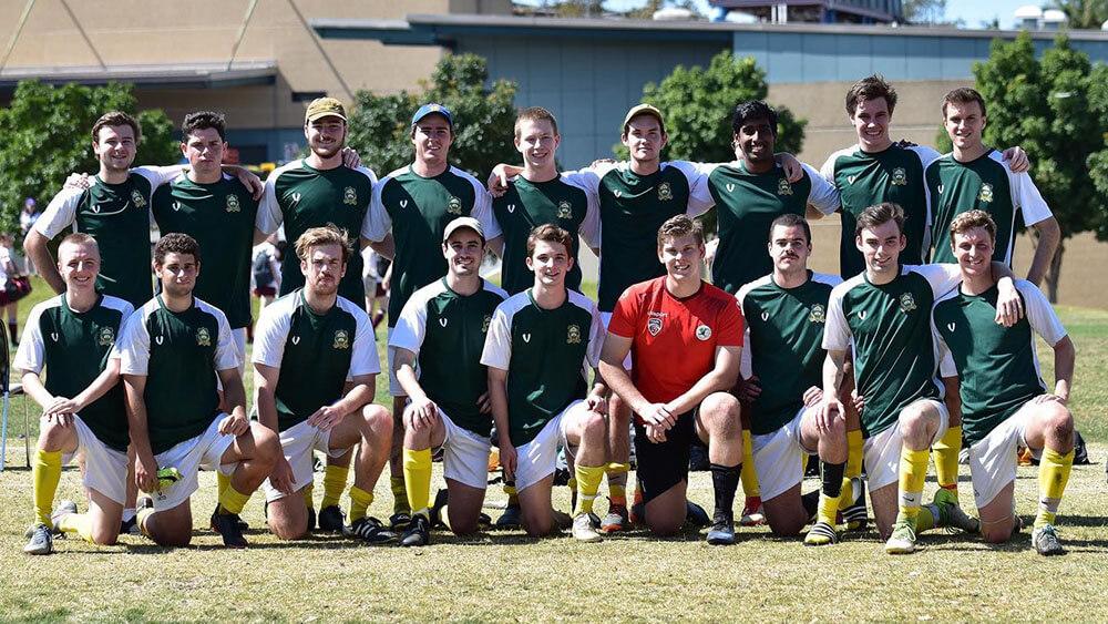 St Leo's Soccer