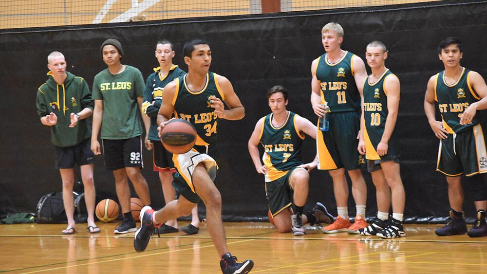 St Leos Sport Basketball