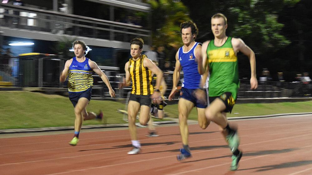 St Leo's Running
