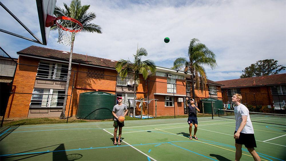 St Leo's Basketball